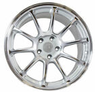 18X9 +30 AodHan AH06 5X1143 Silver Wheel Fit ACURA RSX TSX TL TLX CONCAVE 5X45