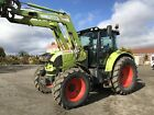 CLaas Arion 610c With Claas FL100 Loader Tractor