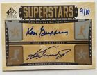 2012 SP Signature KEN GRIFFEY JR and SR Dual Autograph Auto 9 10 SHORT PRINT