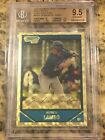 2007 Bowman Chrome Andrew Lambo Superfractor RC 1 1 Oakland A's Prospect BGS 9.5
