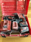 HILTI SD 5000-A22 DRYWALL SCREWDRIVER +SMD57+3 BATTERIES