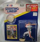1991 Will Clark Starting Lineup Superstar Kenner Special Edition w/Coin