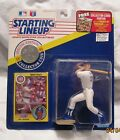 NM 1991 MARK GRACE #17 Starting Lineup with coin Chicago Cubs