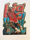 1996-97 Fleer Skybox Michael Jordan Big Man On Court Zpeat! *RARE* (please read)