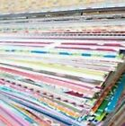 50+ Mixed Lot of 6 x 6 Scrapbook Paper  Cardstock Great Card Making  Mats