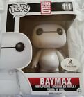 Funko Pop Baymax 111 Bighero 6 Disney Animation Exclusive Edition VERY RARE