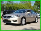 Honda Accord EX L 2015 Honda Accord EX L 24L I4 16V FWD Premium Moonroof Gold