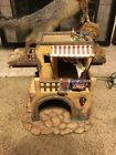 FONTANINI ITALY RETIRED 5THE HOME 2000 NATIVITY VILLAGE BUILDING 50523 GC
