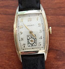 Vintage Longines Watch caliber 10L 10k GF Case Running Great!