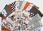New Line My Minds Eye TRICK OR TREAT 12x12 Paper  Embellish Set A Save 55