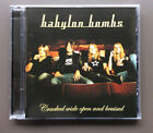 BABYLON BOMBS Cracked Wide Open And Bruised CD Like NEW Cond 2005 11 Tracks Glam