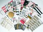 New Line My Minds Eye IN BLOOM Paper  Embellishment Set Save 55