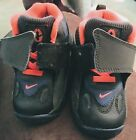 NIKE TODDLER BOYS 535737 002 size 6C GREAT CONDITION BASKETBALL SNEAKERS