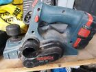 BOSCH 18V PLANER GHO  And JIGSAW 2 BATTERIES +CHARGER .