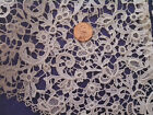 Antique Needle Lace /  Rosepoint / Very Fine