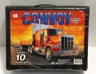 Vintage MATCHBOX Convoy OFFICIAL Carry Case Holds 10 Rigs 1989 COMPLETE