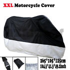 XXL Waterproof Motorcycle Cover Fit Yamaha Road Star S XV1700 Silverado Midnight