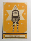 1933 O-Pee-Chee Series A Nels Stewart #6 Boston Bruins OPC authentic trimmed