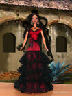 2007 NRFB Spain Barbie Doll - Dolls of the World Pink Label Barbie Collector