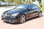 2015 Mercedes Benz E Class E550 CONVERTIBLE AMG SPORT NAV 360 CAM 7K MILES 1 OWNER CLEAN CARFAX HUGH MSRP LOADED TO THE GILLS FLORIDA CAR LOW RESERVE