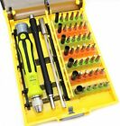 45 in 1 Magnetic Screwdriver Bits Precision Tool Box Kit for Cellphone PC Repair