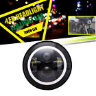 DOT 60W CREE 7inch LED Headlight H4 for Haley Davidson motorcycle Daymaker Style