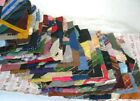 Antique Crazy Quilt Blocks/Squares Flour Sugar Sack back