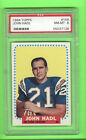 1964 Topps Football Cards 39