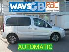 Peugeot Partner 16HDi Auto Mobility Wheelchair Access Vehicle Disabled WAV