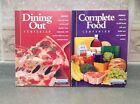 NEW WEIGHT WATCHERS 2003 Winning Point COMPLETE FOOD  DINING OUT COMPANION Book