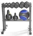 CAP Dumbbell Rack Organiser Weight Stand Medicine Ball Kettlebell Barbell Holder