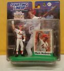 STARTING LINEUP Free Shipping SEALED MARK McGwire 2000 Commemorative