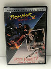 Prom Night III The Last Kiss  Prom Night IV Deliver Us From Evil DVD