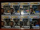 Funko Pop! Black Panther Lot Chases, Exclusives, Commons, MINTY IN PROTECTORS!