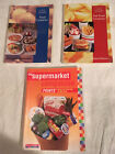 WEIGHT WATCHERS Food Companion FAST FOOD Supermarket 123 SUCCESS lot of 3