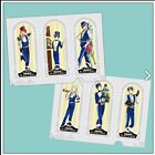 Black Butler Black Label POP UP STORE index clear file set of 2 Japan Anime