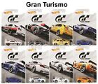 Hot Wheels 2018 Gran Turismo The Real Driving Simulator Set of 8 Diecast Car