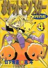 Pokemon Adventures / Pocket Monsters Special  manga book 4~7 lot set Japan F/S