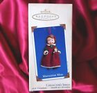 Hallmark Keepsake Collector's 2003 Mistletoe Miss 4-3/8