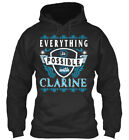 Everything Possible With Clarine Bequemer Kapuzenpullover