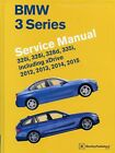 2012-2015 BMW 3 Series Service Manual 320i, 328i, 328d, 335i (including xDrive)