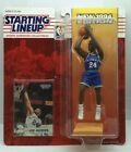 1994 Kenner Starting Lineup SLU  Jim Jackson Dallas Mavericks