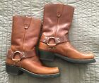 6M Durango Boots Harness Camel Brown Leather Engineer Cowboy Motorcyle