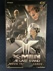X-Men The Last Stand Movie X3 Sealed Trading Card Hobby 40 Box Rittenhouse 2006