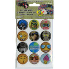 Pepperell 1 Gel Stickers For Paracord Charms  Buckles 12 Pkg Cool