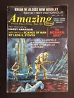 AMAZING STORIES 1968 BRIAN ALDISS JEFF JONES FIRST EDITION SCI FI PULP FICTION