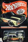 2017 Hot Wheels Limited Edition Kmart Mail In Datsun Bluebird 510 w Real Riders
