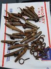 20 Maple Syrup Spouts Sap Bucket SPILES metal with hooks 5th lot