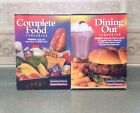 Weight Watchers Dining Out Complete Food Companion Book 2001 Winning Points NICE