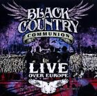 Black Country Communion - Live Over Europe NEW CD